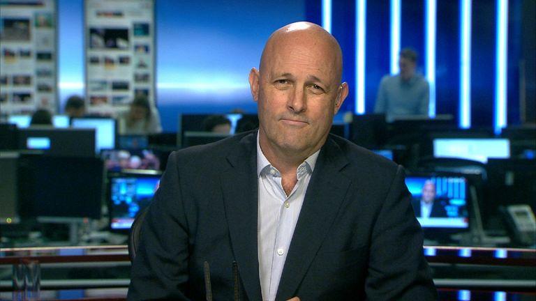 Sam Kiley discusses the 21st century spy live on Sky News
