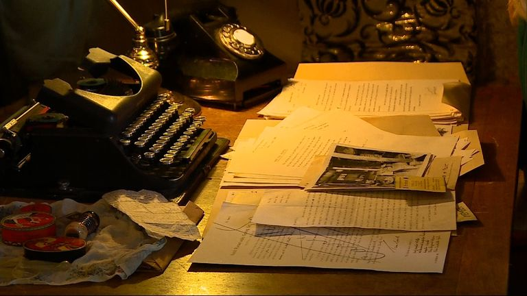 Photographs, court reports and police papers have been used to show how the club might have looked and felt with the finished result offering a unique insight into that time