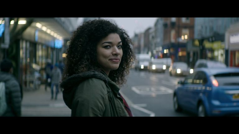 Screengrab from MI6 advert