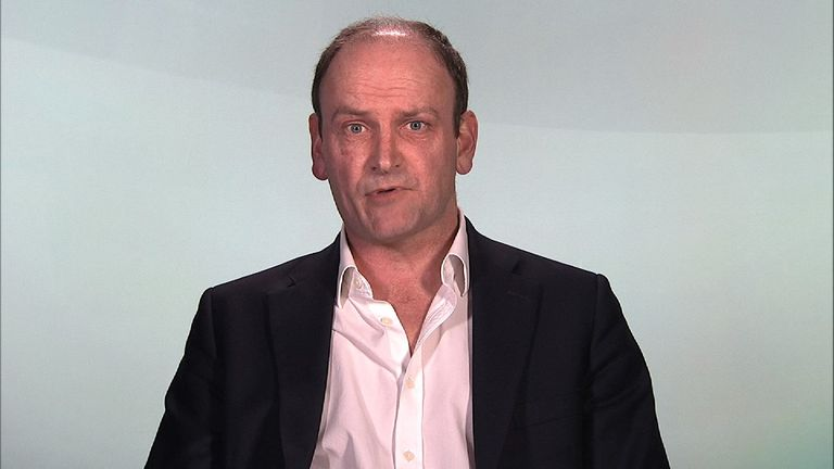 Douglas Carswell said he does not need to call a by-election after resigning from UKIP