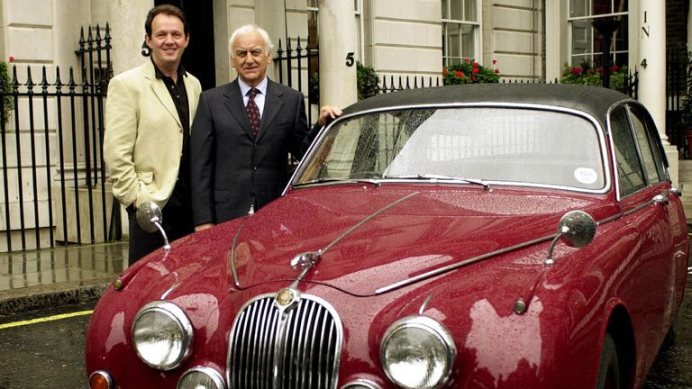 The long-running TV starred John Thaw and Kevin Whately