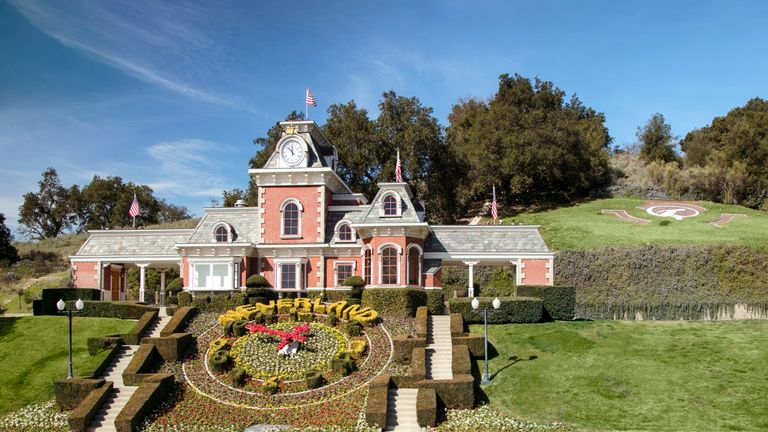 Neverland Ranch is back on sale