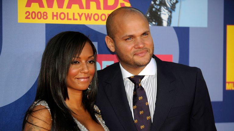 Singer Melanie Brown and Hollywood producer Stephen Belafonte have been married for 10 years
