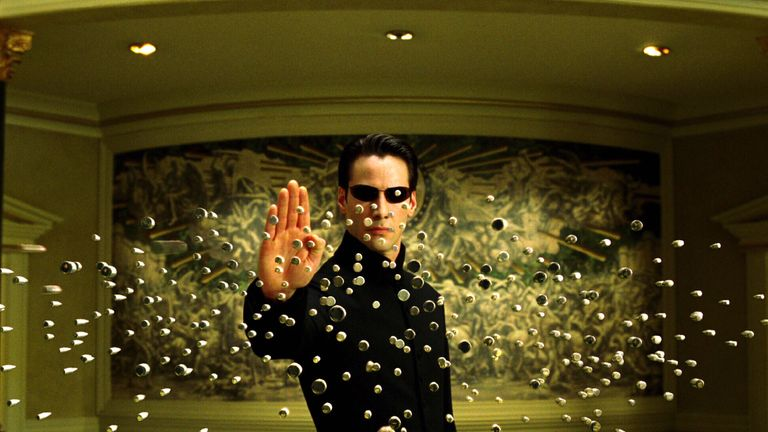 Keanu Reeves, The Matrix Reloaded