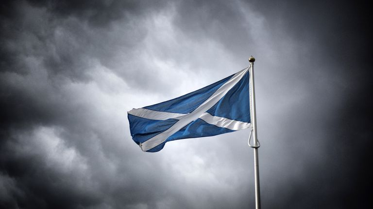 Storm clouds brewing as Nicola Sturgeon calls for a second vote on Scottish independence