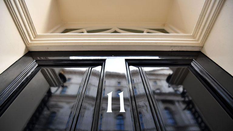 What's behind the Treasury door?