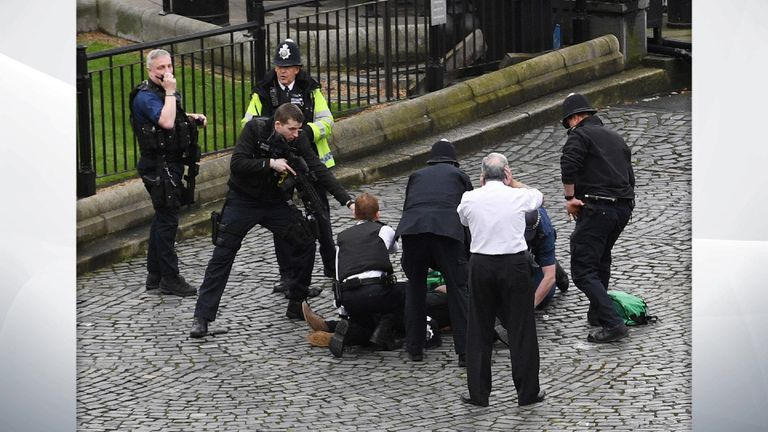 Westminster attack
