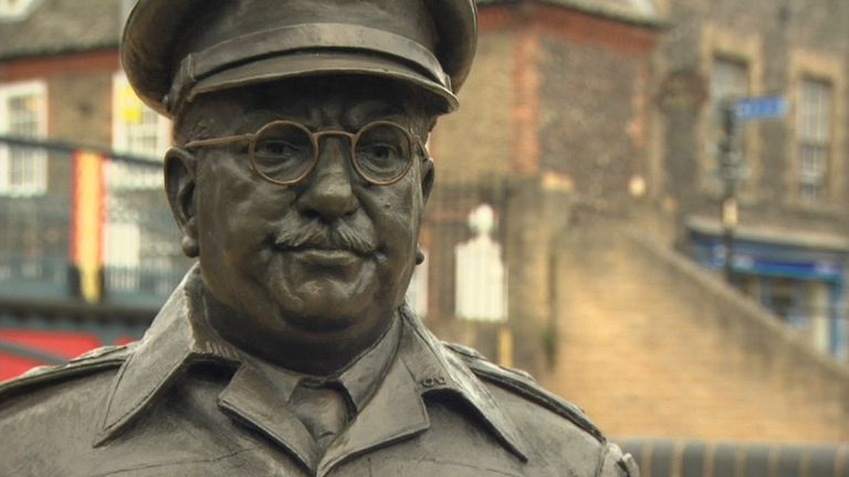 Dad's Army was filmed in Thetford, Norfolk