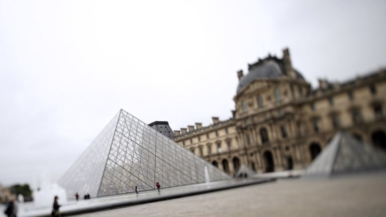 Terrorism in Paris has made some tourists reluctant to visit major cities. File pic