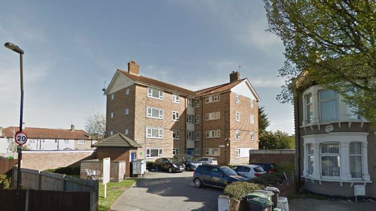 Normans Close, N22 Pic: Google Street View