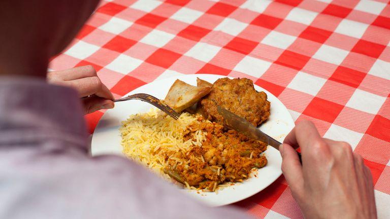 The study found UK adults eat 22 million takeaways a week