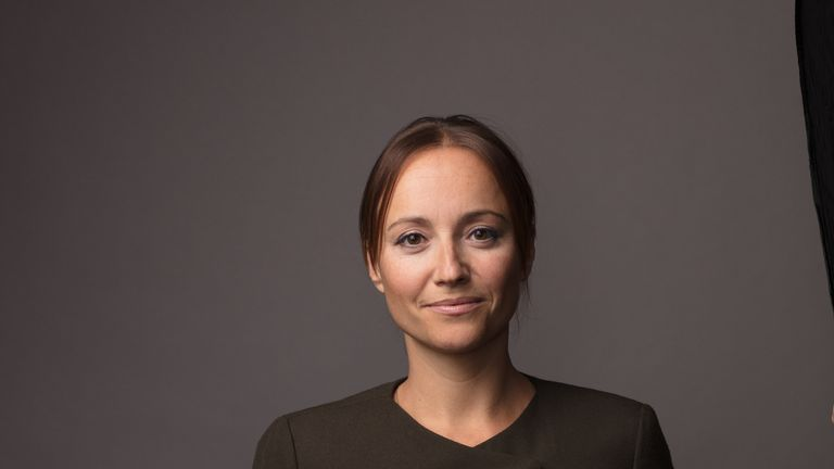 Paula Nickolds took over at John Lewis in January