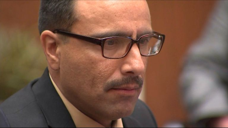 Marco Contreras was ordered to be released by a judge