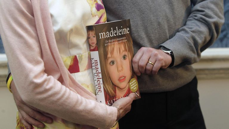 Kate McCann's book on her daughter's disappearance was released in May 2011