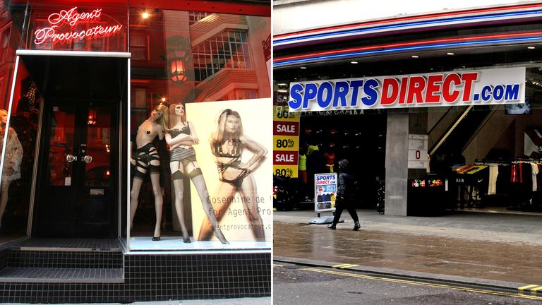Why is Sports Direct owner Mike Ashley getting into lingerie ... 26c65f277