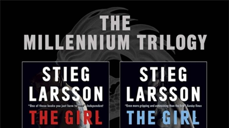 The Girl In The Spider's Web is the fourth book of the Millenium saga