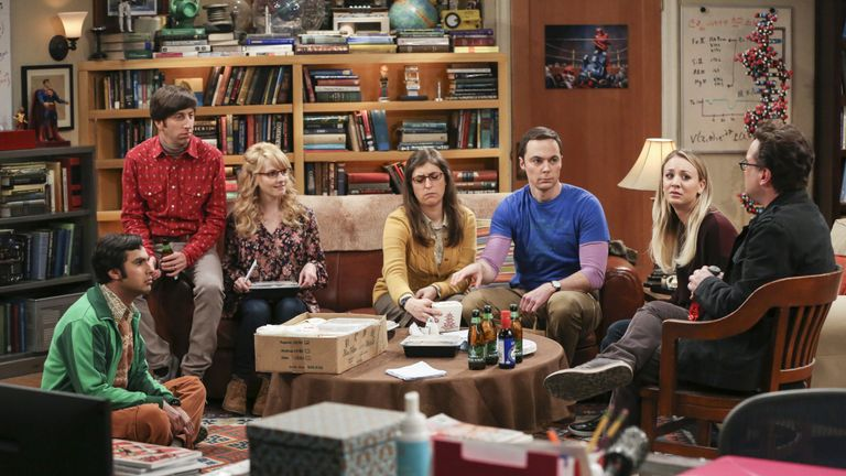 The Big Bang Theory is now on its 10th and final season