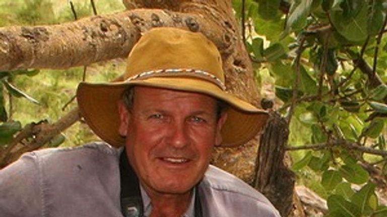 Ex-British Army officer Tristan Voorspuy has been shot dead in Kenya
