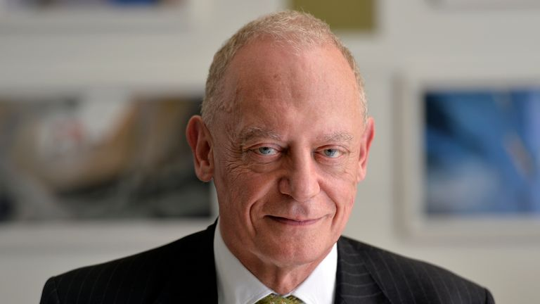 Sir Gerry Grimstone will be chairman of the new company