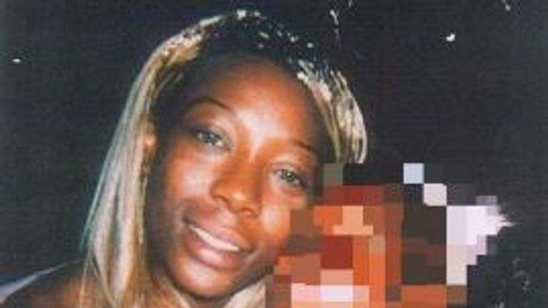 Ann-Marie James, 33, was pronounced dead at the scene