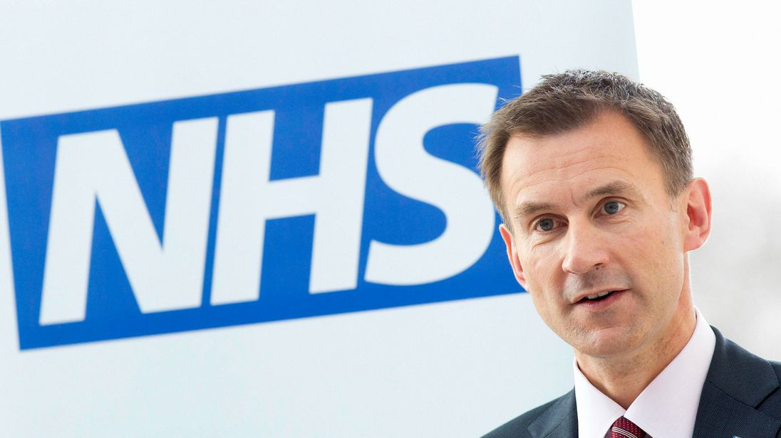 Health Secretary Jeremy Hunt has ordered a review into the deaths