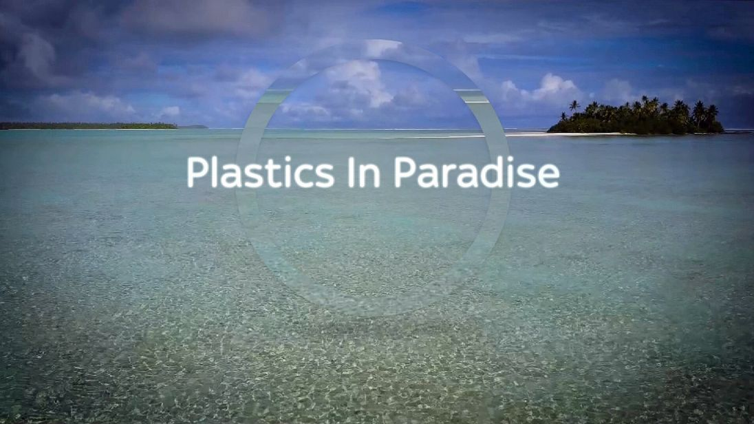 The plastics ruining Indian Ocean beaches
