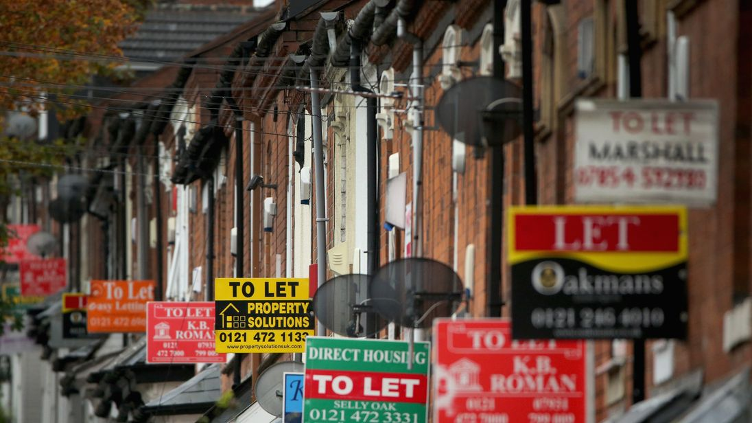 One Third of Millenials face a lifetime of renting, says new report