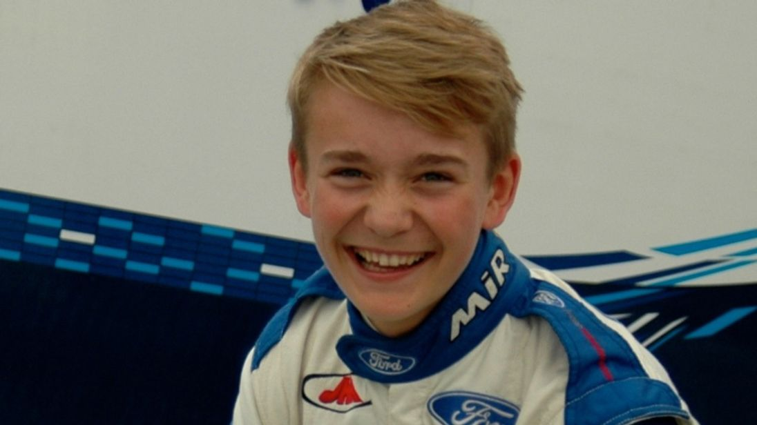 Billy Monger Formula 4 Driver Who Lost Legs In Crash