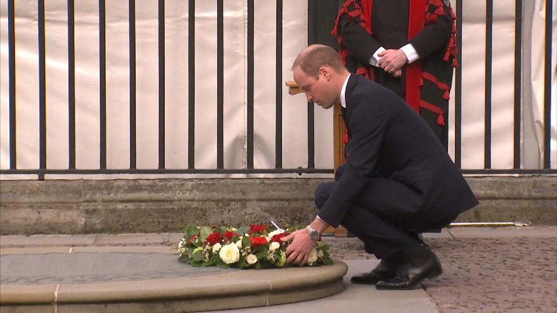 Prince William Terror Memorial