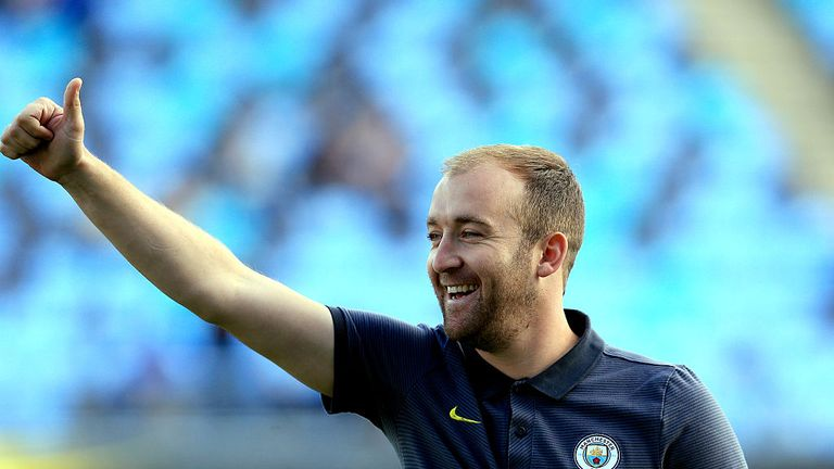 Nick Cushing led Manchester City to the Champions League semi-finals in April