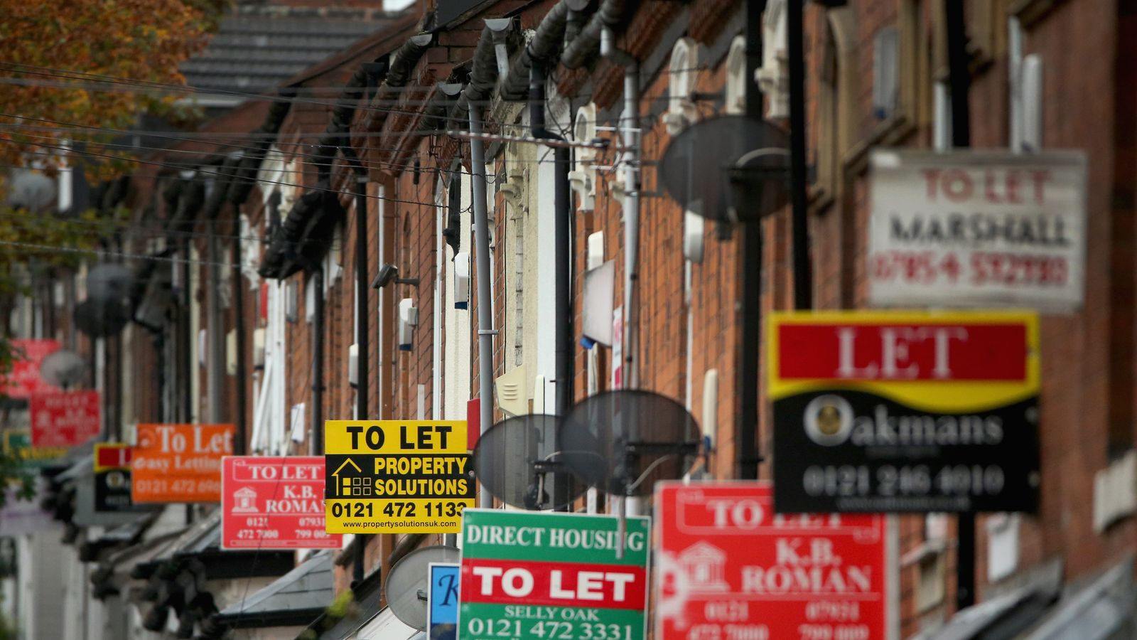 Third of millennials 'face renting into retirement'