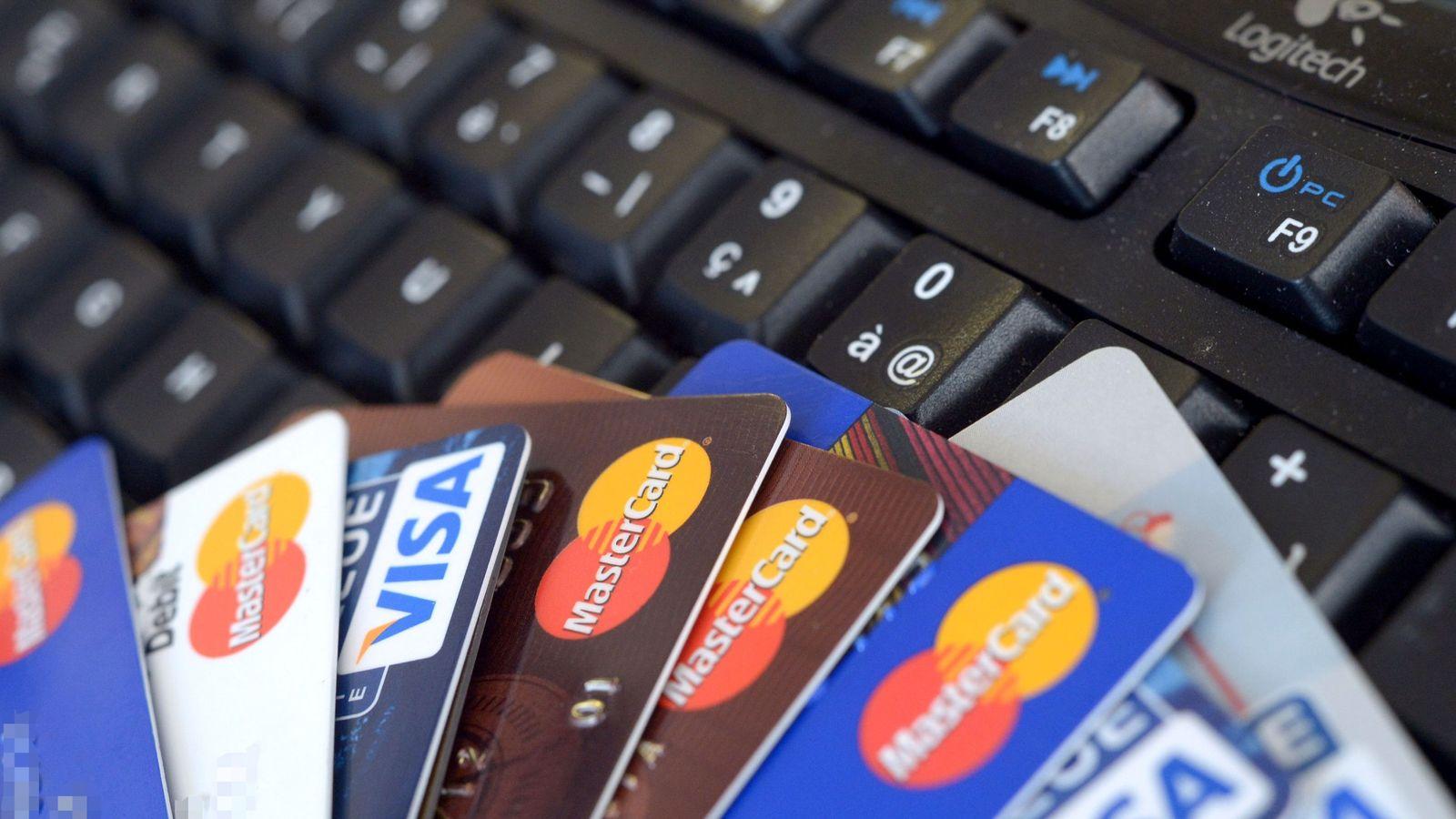 夏季消费狂欢由信用卡资助 - 英国金融