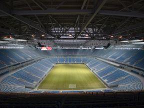 Krestovsky football stadium