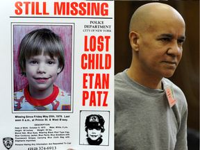 Pedro Hernandez (R) had told police 'something took over him' when he killed Etan Patz