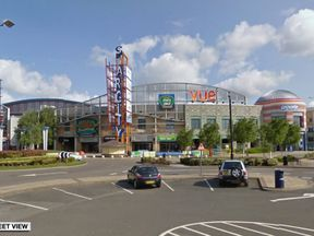 Star City leisure complex in Birmingham