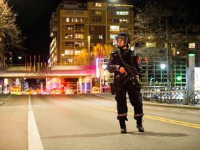 Police in Oslo