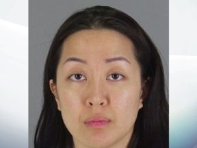 Tiffany Li put up what is believed to be the highest bail amount in US history. Pic: CBS