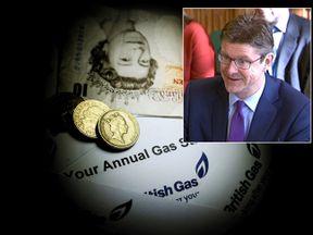 Greg Clark and energy bills