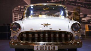 1956 Opel Kapitain