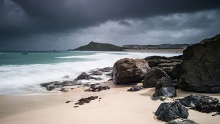 St Ives Bay in Cornwall