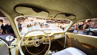 The 1956 Opel Kapitain