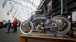 Harley Davidson 1912 Model X8A