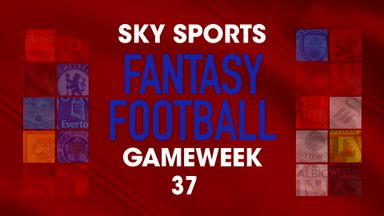 Fantasy Football Gameweek 37 - Player of the week