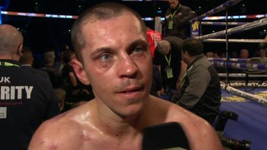 Quigg happy with win
