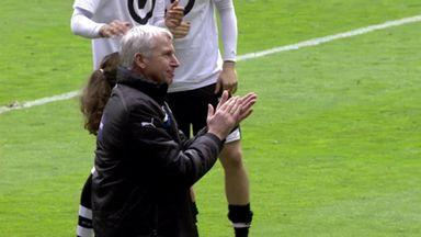 Pardew proudest of Newcastle job