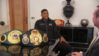 Joshua: I want to entertain