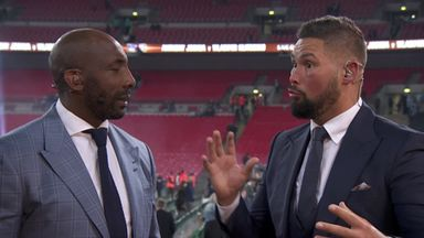 Bellew: No more questions