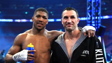Klitschko: The best man won