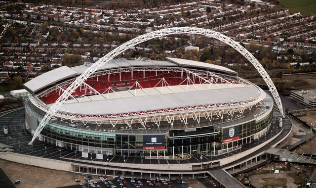English FA offered £800 million to sell Wembley stadium