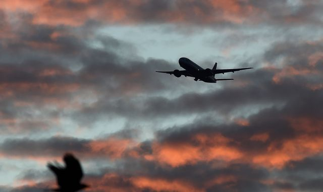 Inflation falls back to 2% as air fares dive after Easter